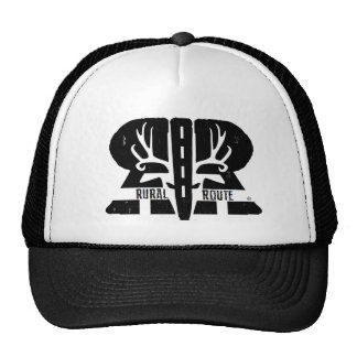 Rural Route Apparel- cowboy up! Trucker Hat