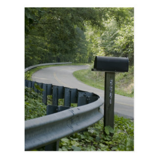 Rural Route Postcard