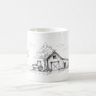 Rural Sketch Mug