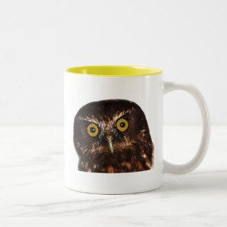 RURU, A New Zealand Owl Mug