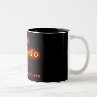 Rush Radio mug