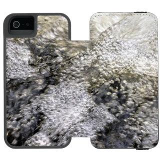 Rushing Water Incipio Watson™ iPhone 5 Wallet Case