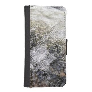 Rushing Water iPhone SE/5/5s Wallet Case