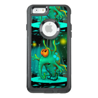 RUSS ALIEN 2 CARTOON Apple iPhone 6  CS B