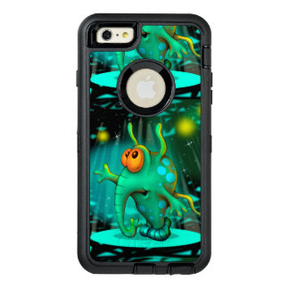 RUSS ALIEN 2 CARTOON Apple iPhone 6 Plus  DF