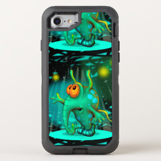 RUSS ALIEN 2 CARTOON Apple iPhone 7  DS