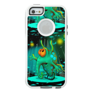 RUSS ALIEN 2 CARTOON Apple iPhone SE/5/5s   CS W