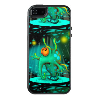 RUSS ALIEN 2 CARTOON Apple iPhone SE/5/5s  SS