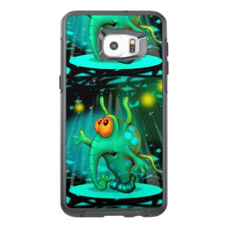 RUSS ALIEN 2 CARTOON Samsung Galaxy S6 Edge Plus