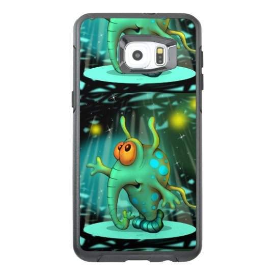 RUSS ALIEN 2 CARTOON Samsung Galaxy S6 Edge Plus