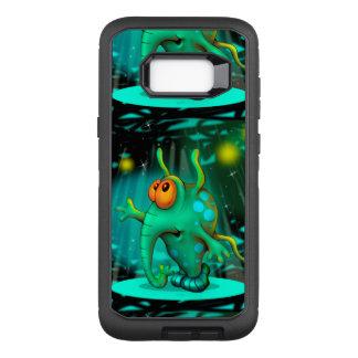 RUSS ALIEN 2 CARTOON Samsung Galaxy S8 +DS