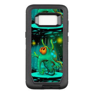 RUSS ALIEN 2 CARTOON Samsung Galaxy S8  DS