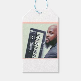 Russ Keyboard Player Gift Tags