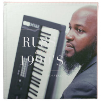 Russ Keyboard Player Napkin