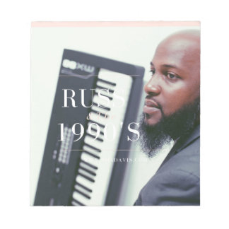 Russ Keyboard Player Notepad