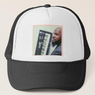 Russ Keyboard Player Trucker Hat
