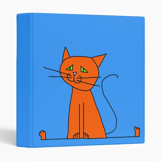 Russell 3 Ring Binder
