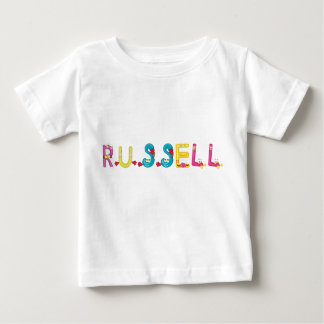 Russell Baby T-Shirt