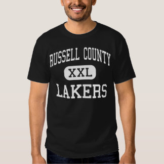 Russell County - Lakers - High - Russell Springs T-shirts
