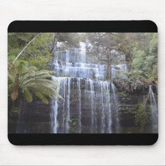 Russell Falls, Tasmania, Australia Mouse Pad