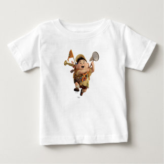 Russell from the Disney Pixar UP Movie Running Baby T-Shirt