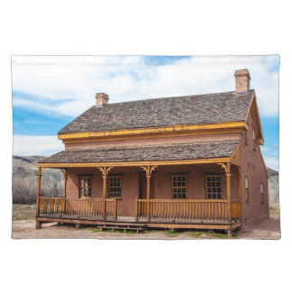 Russell Home - Grafton Ghost Town - Utah Placemats