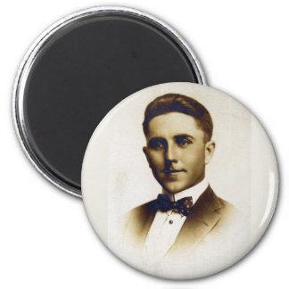 Russell L. Swigert in 1917 Magnet
