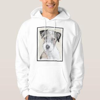 Russell Terrier (Rough) Hoodie