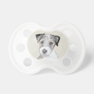 Russell Terrier (Rough) Pacifier