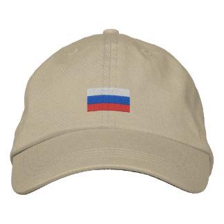 Russia baseball cap - Russian Flag