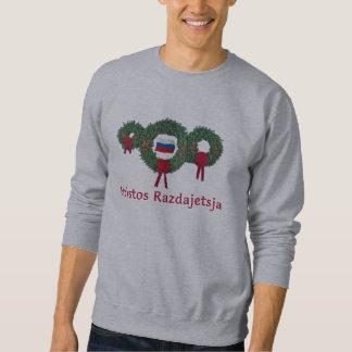 Russia Christmas 2 Sweatshirt