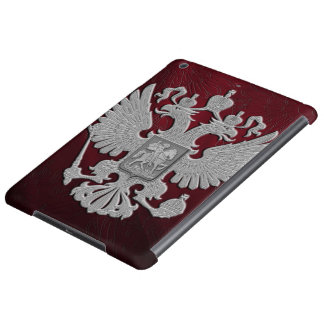 Russia coat arms iPad air cases