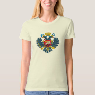 Russia Coat of Arms (18th Century) T-shirt