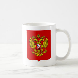 Russia Coat of Arms Mug