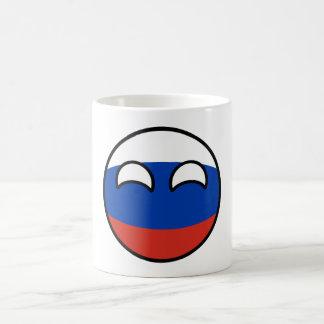 Russia Countryball Coffee Mug