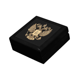Russia double eagle gift box