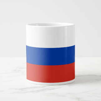 Russia Flag Giant Coffee Mug