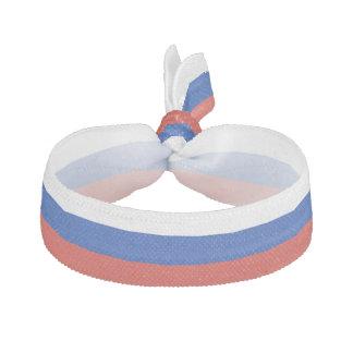 Russia Flag Hair Tie