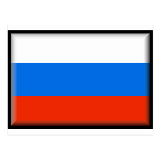 Russia Flag Post Cards