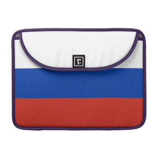 Russia Flag Sleeve For MacBook Pro