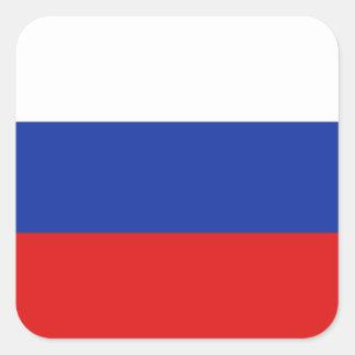 Russia Flag Sticker