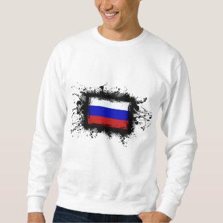 Russia Flag Sweatshirt