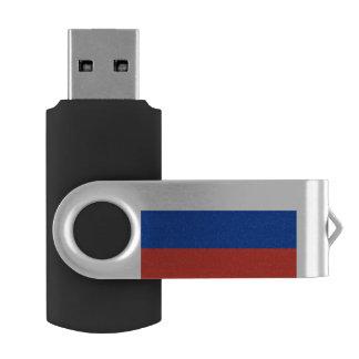 Russia flag USB flash drive