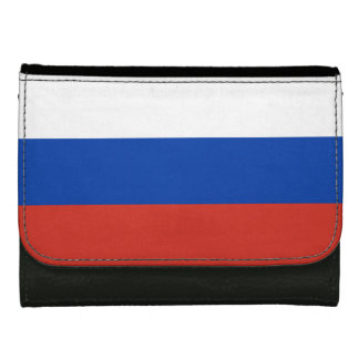 Russia Flag Wallets
