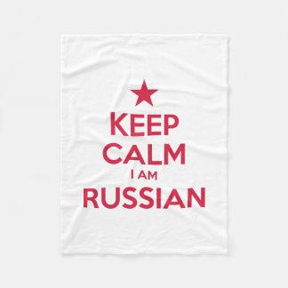 RUSSIA FLEECE BLANKET