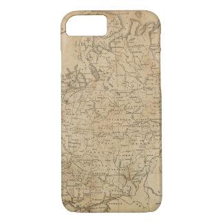 Russia in Europe 6 iPhone 7 Case