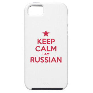 RUSSIA iPhone 5 CASE