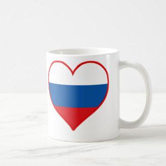 Russia Love Coffee Mug