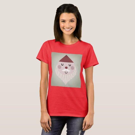 """Russia loves Santas"" original tshirt Edition"
