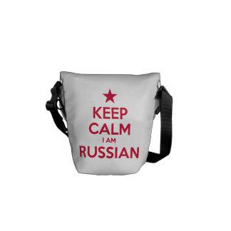 RUSSIA MESSENGER BAG